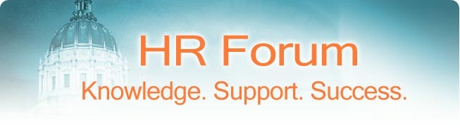HR Forum header image