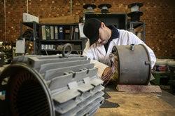 Apprentice Electrical Motor Worker