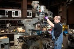 Apprentice Maintenance Machinist