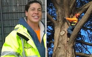 Sherri Pelayo - 3408 Arborist