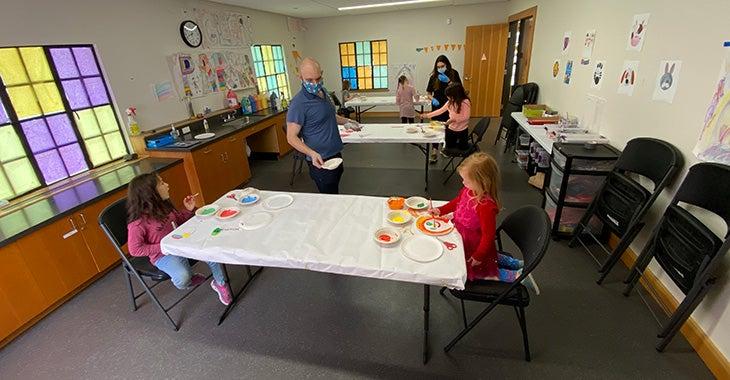 Child Care at SFRAP