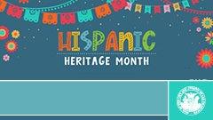Hispanic Heritage Month Month Thumbnail 3