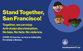 Stand Together, San Francisco