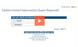 How to Keep Your Contact Information Updated (video)